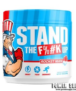 Liberty Labz STAND THE F UP Blue Raspberry 30 Serves
