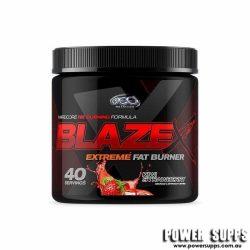 OCD Nutrition Blaze Extreme Fat Burner Red Raspberry 40 Serves