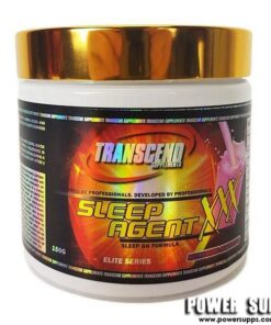 Transcend Supplements Sleep Agent X Raspberry 30 Serves