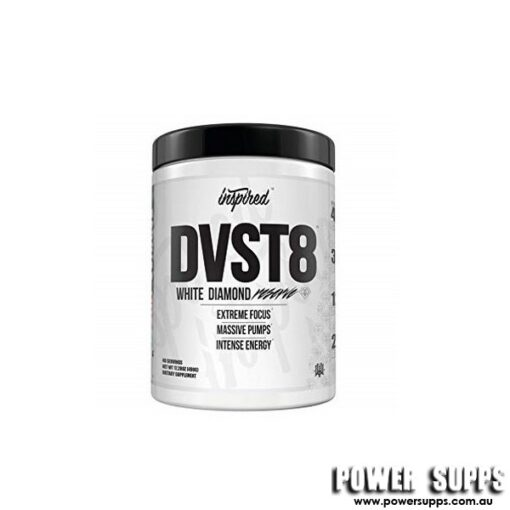 Inspired Nutraceuticals DVST8 White Diamond Reserve Galaxy Pop 40 Serves