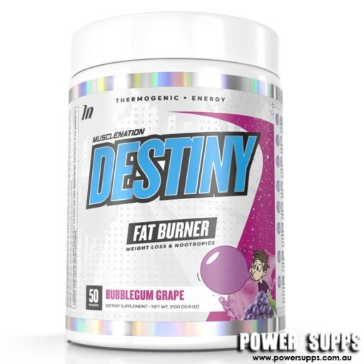 Muscle Nation Destiny Bubblegum Grape