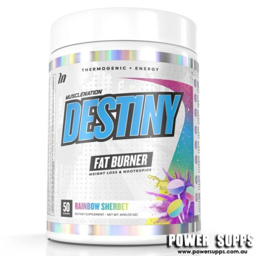 muscle nation Destiny Rainbow Sherbet
