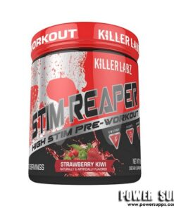 Killer Labz Stim Reaper Strawberry Kiwi 30 Serve