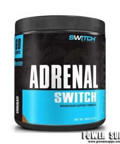 Switch Nutrition ADRENAL SWITCH Salted Caramel 60 Serves