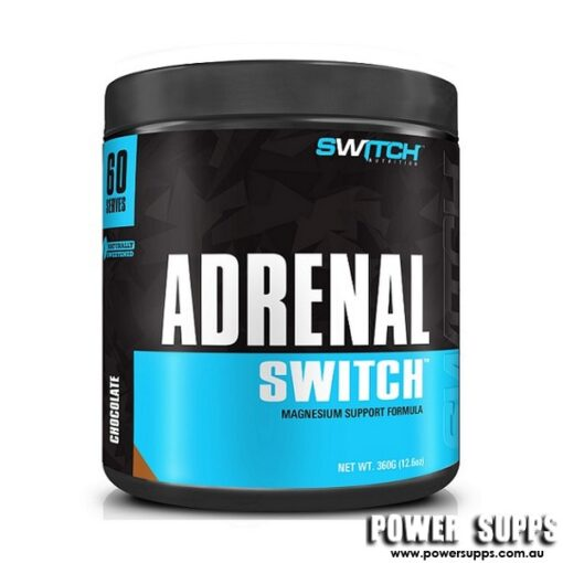 Switch Nutrition ADRENAL SWITCH Peaches and Cream 60 Serves