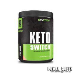 Switch Nutrition KETO SWITCH Raspberry 20 Serves