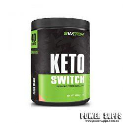 Switch Nutrition KETO SWITCH Raspberry 40 Serves