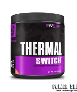 Switch Nutrition THERMAL SWITCH Peach Ice Tea 40 Serves