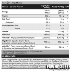 muscle nation protein ingredients