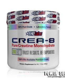 EHPLabs Crea-8 Creatine Monohydrate  100 Serves
