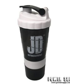 JD Nutraceuticals Smart Shaker  600ml + Compartments
