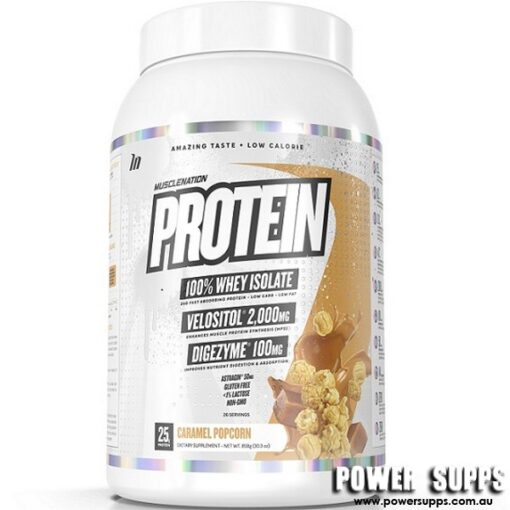 Muscle Nation WPI Protein Fruity Cereal 900g