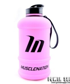 Muscle Nation Smart Jugs 1.3L Black/Grey Logo 1.3L