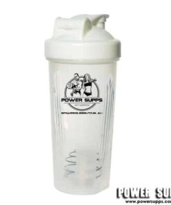 Power Supps White Shaker