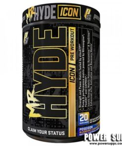 Prosupps My Hyde Icon Mango Citrus 20 Serves