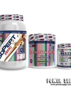 ehplabs isopept oxyshred acetyl l-carnitine stack