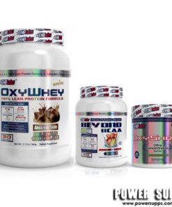 ehplabs oxywhey beyond bcaa oxyshred stack
