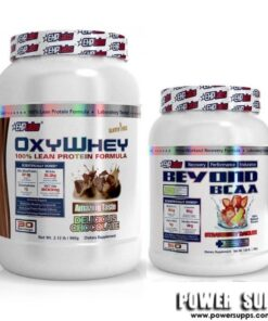 ehplabs oxywhey beyond bcaa stack