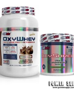ehplabs oxywhey oxyshred stack