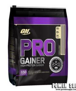 Optimum Nutrition Pro Gainer Vanilla Custard 10lb