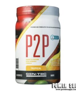 GEN-TEC P2P Power to Perform Grape 30 Serves