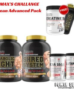 maxs challenge Lean Advanced Pack
