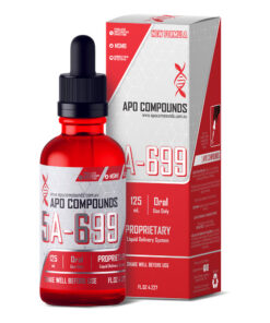 APO COMPOUNDS 5A-699 Muscle Builder  125ml