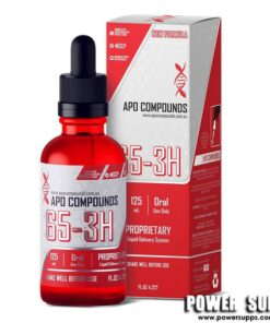 APO COMPOUNDS 65-3H PCT  125ml