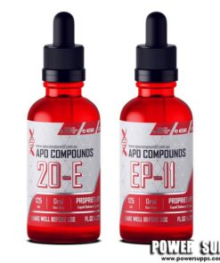 APO COMPOUNDS MASS STACK  20-e + EP-11