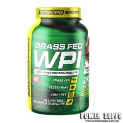 Cyborg Sport Grass Fed WPI Strawberry Banana Smoothie 2kg