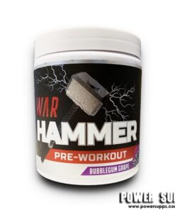 International Protein War Hammer Honeydew melon 30 Serves