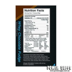 rule 1 whey blend protein ingredients