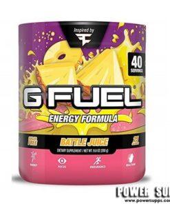 G Fuel Energy Formula Battle Juice 40 Serves