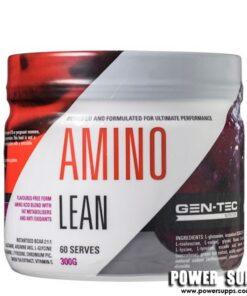 GEN-TEC Amino Lean Orange 300g