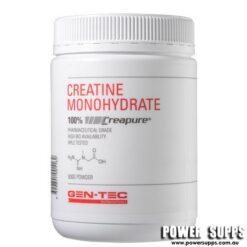 GEN-TEC Creatine 500g  100 Serves