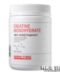 GEN-TEC Creatine 500g  100 Serves