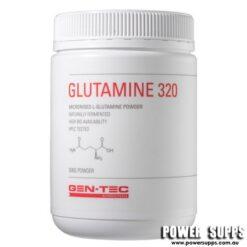 GEN-TEC Glutamine 500g  100 Serves