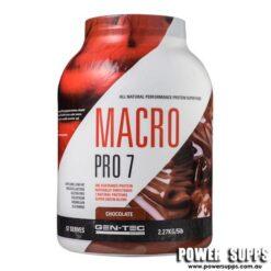GEN-TEC Macro Pro 7 Vanilla 5lb