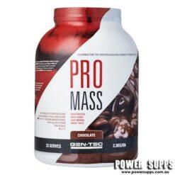 GEN-TEC Pro Mass Weight Gainer Vanillaÿ 2.3kg/5lb