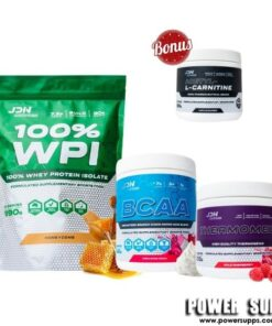 jd nutraceuticals wpi bcaa thermomelt carnitine