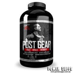 Rich Piana 5% Nutrition Post Gear Unflavoured 240 Capsules