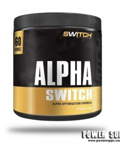 Switch Nutrition ALPHA SWITCH  60 Capsules