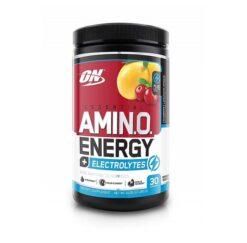 Optimum Nutrition Amino Energy + Electrolytes Tangerine Wave 30 Serves