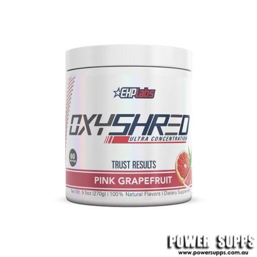 EHPLabs OxyShred Pink Grapefruit 60 Serves