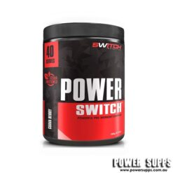Switch Nutrition POWER SWITCH V2 Guava Berry 40 Serves