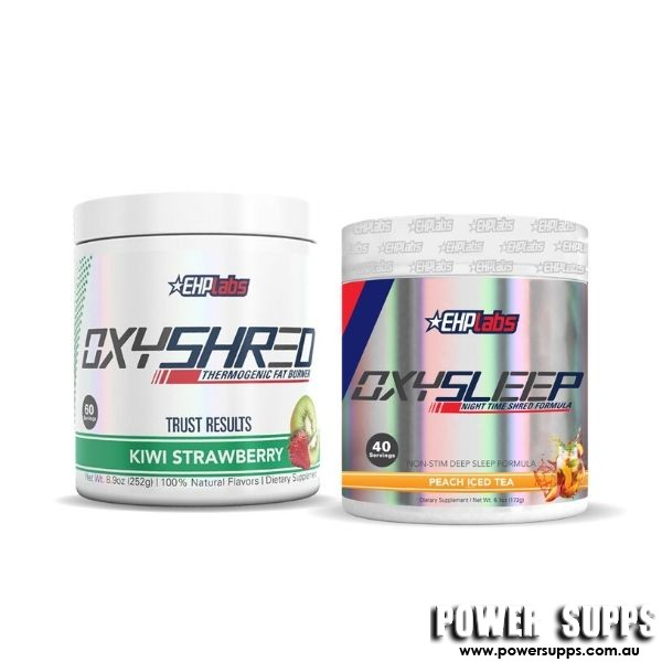 Ehplabs 24 Hour Fat Burning Stack Power Supps