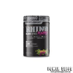 Musclesport Rhino Black Series PUMPED Pineapple 40 Serves