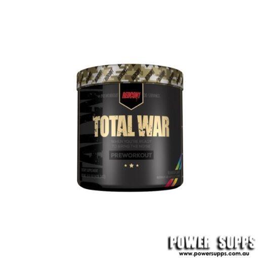 RedCon1 Total War Blue Coconut 30 Serves