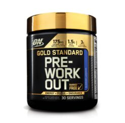 Optimum Nutrition Gold Standard Pre Workout Green Apple 30 Serves
