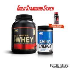 optimum nutrition gold standard whey 5lb amino energy 30 serve